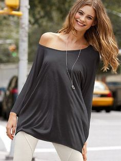 cool drapey blouses   Found on wanelo.com