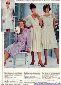 1984 Montgomery Ward Spring Summer Catalog, Page 79 - Catalogs & Wishbooks