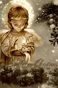 Merry Christmas Quote With Beautiful Angel christmas merry christmas christmas gifs christmas quotes christmas image quotes christmas quotes and sayings merry christmas gifs