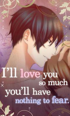 Aw! Scorpio really does love *Yukiri*. Star Crossed Myth
