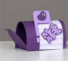 Create this adorable mailbox to exchange notes with your loved one!