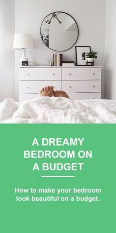 Beautiful Bedroom On A Budget