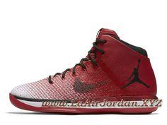 premium selection 50118 d7947 Air Jordan 31 Chicago Chaussures Air Jordan XXXI prix Pour homme Rouge Release  Date  Color  University Red Nor-Blanc Style -Sneaker Officiel Nike Air  Jordan ...