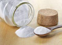 12 maneiras de usar o bicarbonato de sódio na faxina