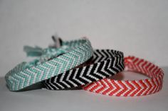 MADE TO ORDER - Friendship Bracelet - Chevron