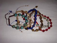 pulseiras shambala