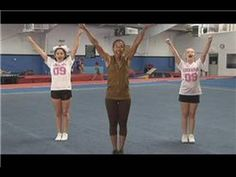Cheerleading Cheers: Yell It Out - YouTube