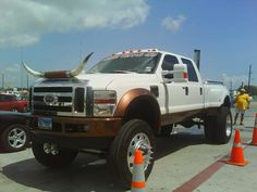 Texas beauty.., Still looking for my steer horns for my F-150 Super Crew King Ranch Edition Ford Truck... Someday!