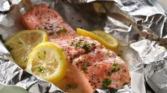Ordinary seasonings give grilled salmon extraordinary flavor in a 30-minute main dish.