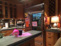 Derek-and-Merediths-Kitchen - Love the cabinets