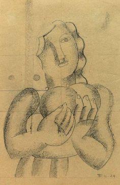 Fernand Léger, Femme