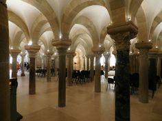 Otranto - Cattedrale dell'Annunziata, cripta.