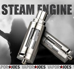 Vapor Joes - Daily Vaping Deals: COMBO: WOTOFO STEAM ENGINE + 120ML OF JUICE - $41....