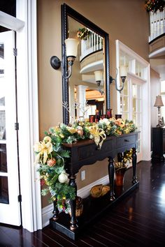 Festive Home Tour: Classic Christmas in Red, Gold and Silver | Blog | HGTV Canada
