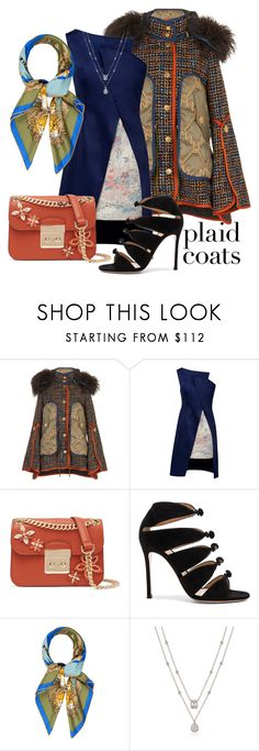 """""""Madame Sophistica"""" by velvy ❤ liked on Polyvore featuring Peter Pilotto, Lemiché, MICHAEL Michael Kors, Gianvito Rossi and Hermès"""
