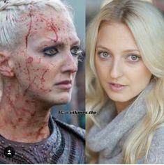 Vikings Tv Series, Vikings Tv Show, Viking People, Scandinavian Countries, Lagertha, Movie Costumes, Ferrari, Movie Tv, Wonderland