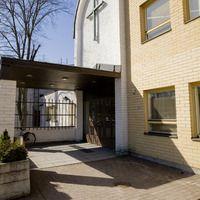 Hakunilan kirkko Garage Doors, Outdoor Decor, Home Decor, Decoration Home, Room Decor, Home Interior Design, Carriage Doors, Home Decoration, Interior Design