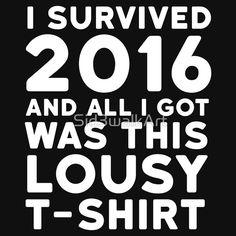 2016 Funny Ironic Sarcastic Humor New Year Quote 2