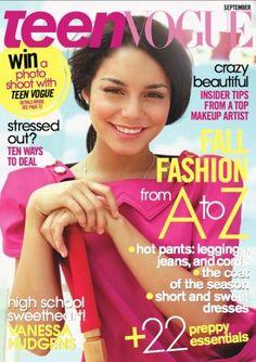 Former teen fashion magazine girl