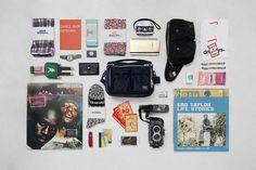 Essentials: Adam G of drutherswear Fashion Essentials, Summer Essentials, Travel Essentials, Minimalist Wardrobe Essentials, Starbucks Reserve, Fool Gold, Travel Items, Fashion Videos, Vintage Cameras