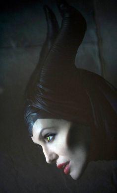 Angelina Jolie as Malefica.