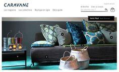 Caravane Paris - e-boutique