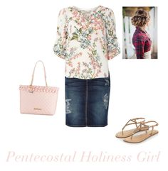 """""""Untitled #52"""" by pentecostal-holiness-girl on Polyvore featuring Current/Elliott, Billie & Blossom, Accessorize and Betsey Johnson"""