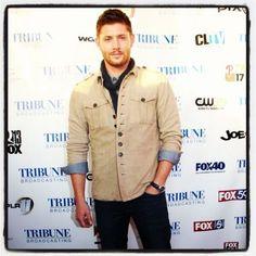 jensen ackles. #Supernatural #Winchesters #SPN