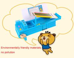 New-Student-Boys-Girls-Deformation-Cases-Gift-Multi-functional-pencil-Case-Boxes