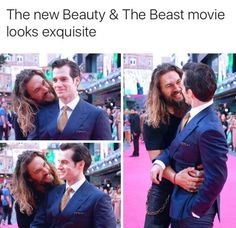 Not only Jason Momoa is an incredibly hot guy, but he's also quite a funny dude. Check the best Jason Momoa memes! Funny Shit, The Funny, Funny Jokes, Hilarious, Funny Fails, Funny Stuff, Random Stuff, Karl Urban, Beauty And The Beast Movie