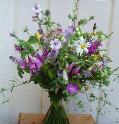 wildflower weddings in devon and somerset