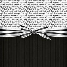Strips Digital Art - Classic Love by Debra  Miller