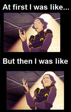 Avatar: The Legend of Korra Fan Art: Funny Meme