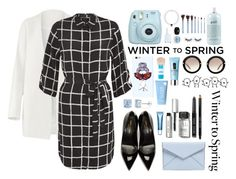 """""""Winter To Spring"""" by mickey733 ❤ liked on Polyvore featuring Non, Yves Saint Laurent, Ice, Rebecca Minkoff, Bobbi Brown Cosmetics, Essie, Valfré, philosophy, Givenchy and Clarins"""