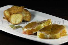 Filetto di maiale con senape al miele, birra e cardamomo, in crosta di sfoglia, con chips di patate dolci