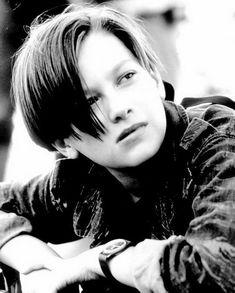"John Connor (Edward Furlong) from ""Terminator Judgment Day"". Beautiful Person, Beautiful Men, Judd Nelson, Edward Furlong, John Connor, Terminator Movies, Mtv Movie Awards, Cute Celebrities, Celebs"