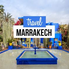 Everything you need to know about Marrakech, Morocco is just here! The ultimate Marrakech Travel Guide! Marrakech Travel, Marrakech Morocco, Ancient Greek Architecture, Gothic Architecture, Us Travel, Travel Tips, Stuff To Do, Things To Do, Grand Mosque