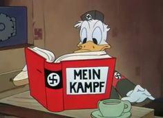 Dark Disney   That Time Donald Duck was a Nazi