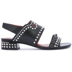 3.1 Phillip Lim studded mid-heel sandals Magassarkú 8d7342e59c