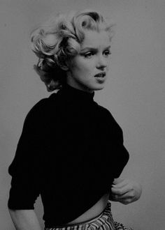 "normajeaned: "" "" Marilyn Monroe photographed by Ben Ross, 1953. "" """