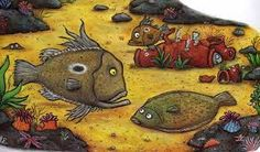 Tiddler, The Story-Telling Fish by Julia Donaldson and Axel Scheffler