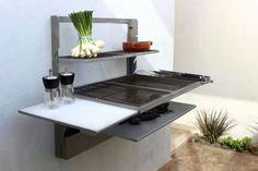 """Figure out more information on """"Outdoor Kitchen Appliances built ins"""". Check out our internet site. Casa Patio, Backyard Patio, Bbq Grill, Asado Grill, Patio Exterior Ideas, Bbq Area, Outdoor Kitchen Design, Patio Kitchen, Outdoor Landscaping"""