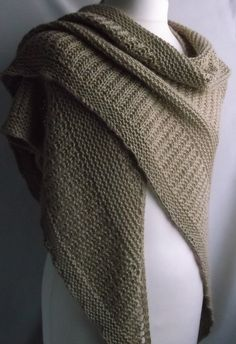 Galachio Shawl By Brian Smith - Purchased Knitted Pattern - (ravelry)