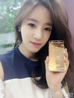 Check out the golden updates from T-ara's EunJung ~ T-ara World ~ 티아라
