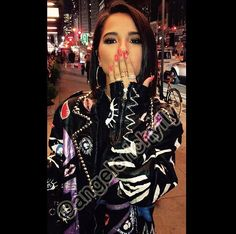 """Mi piace"": 328, commenti: 1 - Becky G. News (@bgfacts) su Instagram: ""(via iamangeloc1 IG) 