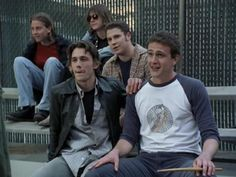 freaks and geeks! james franco, jason segal.... in love.