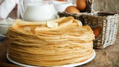 Apple Pie, Pancakes, Food And Drink, Ethnic Recipes, Sweet, Desserts, Knowledge, Food Portions, Pancake