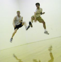 RAQUETBALL  Gripped / Ripped by neurmadic aesthetic, via Flickr
