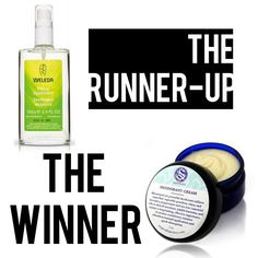 best natural deodorant - I use the Weleda in Sage and love it, so the Soapwalla must be amazing