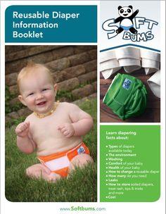 I Love Cloth Diapers ~ The SoftBums.com Blog: SoftBums Cloth Diapering Book